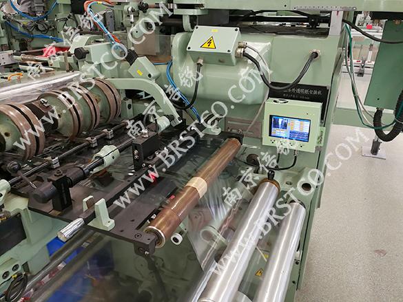 BR1800E  智能条包新型拉线检测系统装置